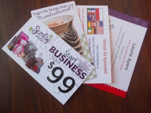 Multiple business card designs for your direct sales business multiple business cards colourmoves