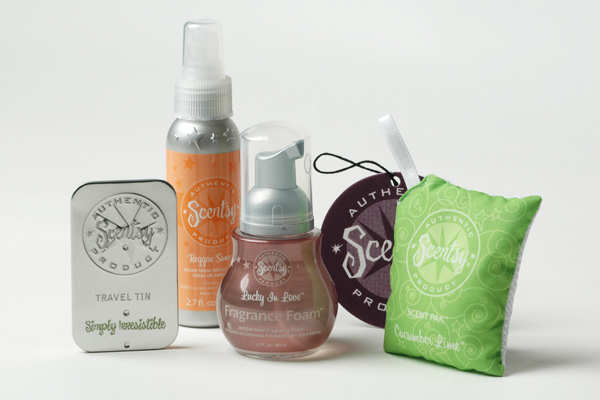 Scentsy wickless offer tsa friendly products thriving for Aroma candle and scent company