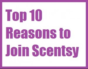 LA's Reasons to Join Scentsy