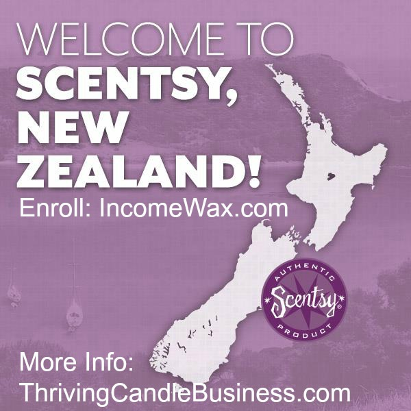 Scentsy Consultant New Zealand
