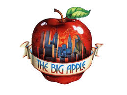why is new york called the Big Apple?