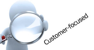 are you customer focused