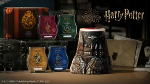 Scentsy Harry Potter Hogwarts